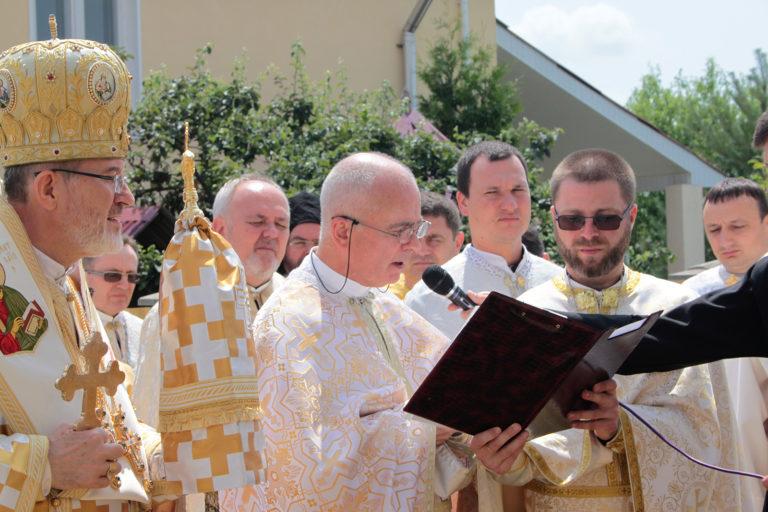 Primo giorno della novena alla Madonna del Perpetuo Soccorso nel Santuario a Roma
