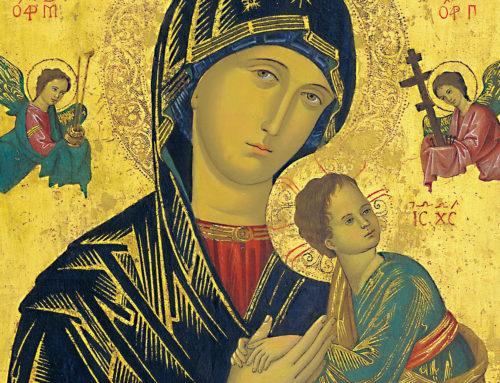 Novena prima della Festa della Madonna del Perpetuo Soccorso 2018